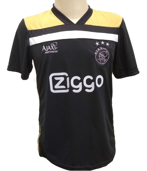 Camisa Ajax Da Holanda Especial
