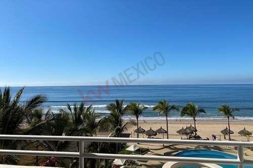 Condominio Frente A La Playa