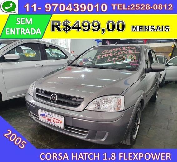 Chevrolet Corsa Maxx 1.8 Flex Power - Sem Entrada