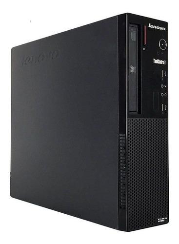 Cpu Desktop Lenovo Edge 71 Core I3 8gb Ram Hd 320gb Wifi