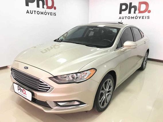 Ford Fusion Sel Gtdi 2.0 Gas Aut