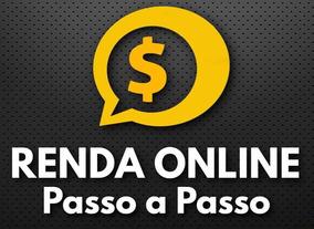 Curso Completo Renda Online - Aula Grátis