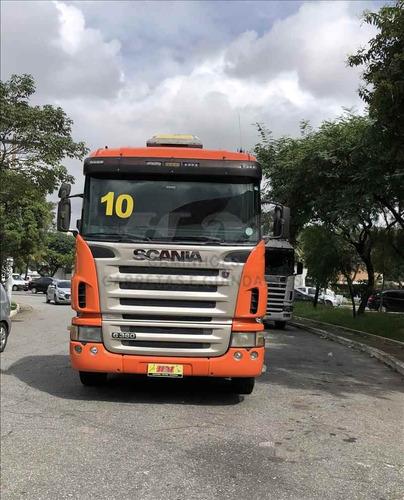 Caminhao Scania 380