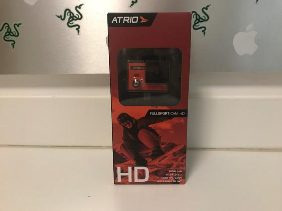 Câmera De Ação Digital Atrio Full Sport Hd 720p Estilo Gopro