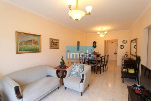 Imagem 1 de 28 de Apartamento Com 2 Dormitórios À Venda, 98 M² Por R$ 450.000,00 - Marapé - Santos/sp - Ap6260