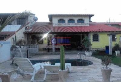 Casa Em Condomínio-à Venda-ponta Grossa-maricá - Macn20040