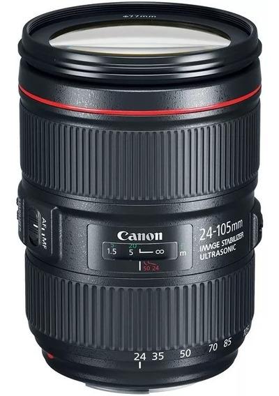 Canon T5i + Lente 24 105 F4 + Batery Grip + Duas Baterias