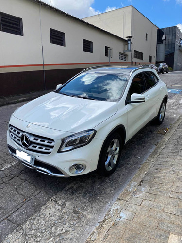 Mercedes-benz Classe Gla 2019 1.6 Enduro Turbo Flex 5p