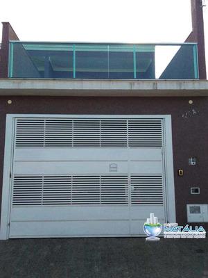 Sobrado Com 03 Dormitórios Sendo 01 Suíte Na Vila Campanela - V62674