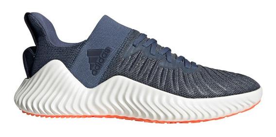 Zapatillas adidas Alphabounce Trainer Azu De Hombre