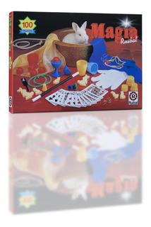 Juego De Magia Para Niños X100 Trucos Original Ruibal