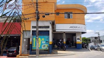 Sala Comercial No Centro De Cumbica - Sa0238