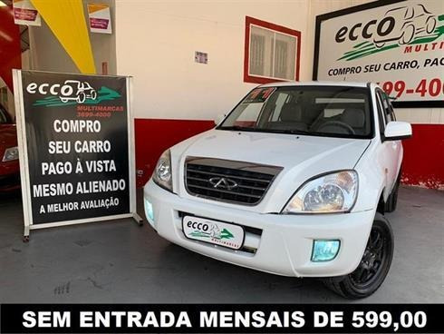 Chery Tiggo 2.0 16v Gasolina Manual