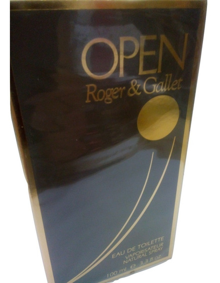 Perfume Open Roger & Gallet Masculino 100 Ml Original Importado