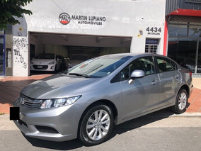 Honda Civic 1.8 Lxs Mt 140cv Vtv 80.000 Kms Impecable Permu