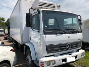 Mercedes-benz Atron 1719 Câmera Fria
