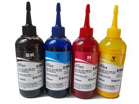4 X 100ml Tinta Sublimatica Inktec Epson L120 L380 L375 L396