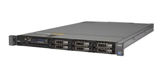 Servidor Dell Poweredge R610 2 Xeon Six Core 32gb 2x 300 Sas Nota Fiscal Garantia E Pronta Entrega Em Até 12x Sem Juros