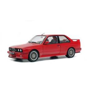 Bmw M3 E30 1990 1:18 Solido Vermelho
