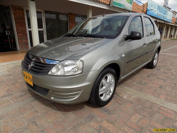 Renault Logan Expression 1.6 Mt Aa