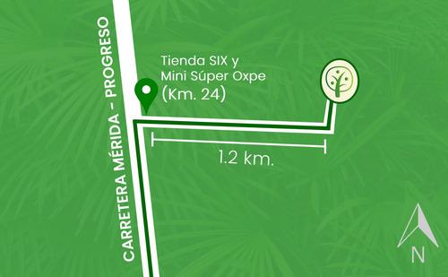 Imagen 1 de 7 de Lotes De Inversión En Verde Paraíso Cerca De Mérida