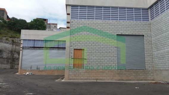 00924 - Galpao, Vila Menk - Osasco/sp - 924