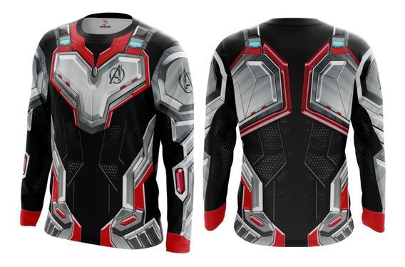 Camiseta / Traje Dos Personagens Dos Vingadores