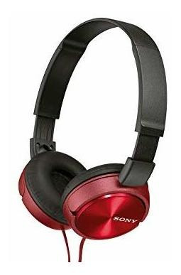 Sony Mdr-zx310ap / R Zx Series Auriculares Estereo - Rojo
