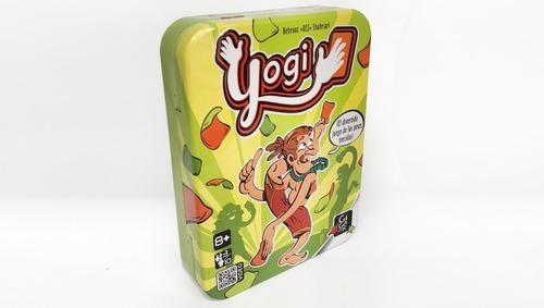 Yogi - Juego De Mesa - Cartas - Maldon Art. 140220lk1 E.full