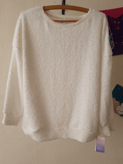 Pijama Mujer Suéter Blusa Polar Fleece Talla L 34-36