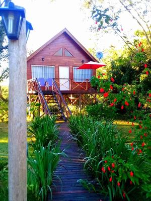 Casa/cabaña Vida Arroyon Escapada Romantica/isla Delta Tigre