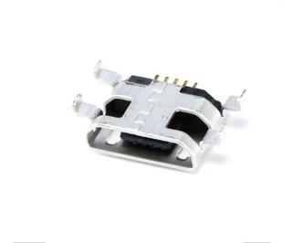 Kit 5 Conector Carga Tablet Micro Usb V8 Positivo Ypy -072