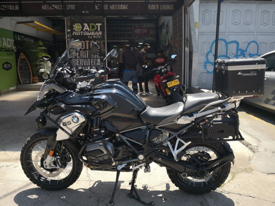 Bmw R1200gs Triple Black