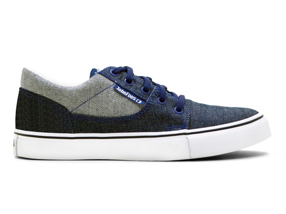 Zapatilla John Foos 172 Slackline Free Washed Blue.