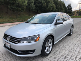 Volkswagen Passat 2015 Sportline Automatico Clima Piel
