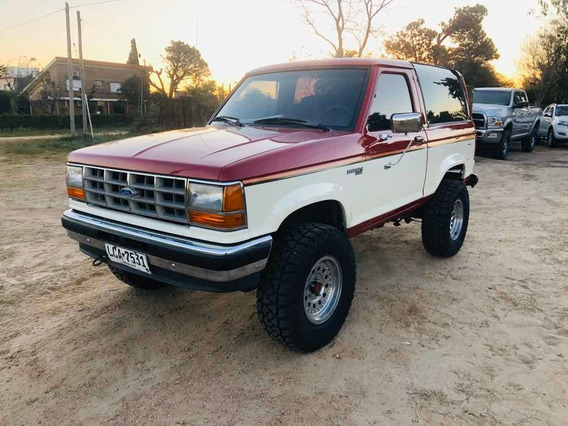 Ford Bronco 1990 V6 Automática