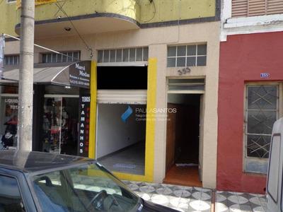 Salão Para Alugar, 96 M² Por R$ 1.200/mês - Vila Santa Rita - Sorocaba/sp - Sl0124