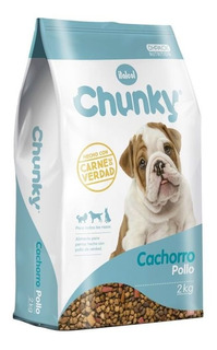 Chunky Cachorros 9 Kg