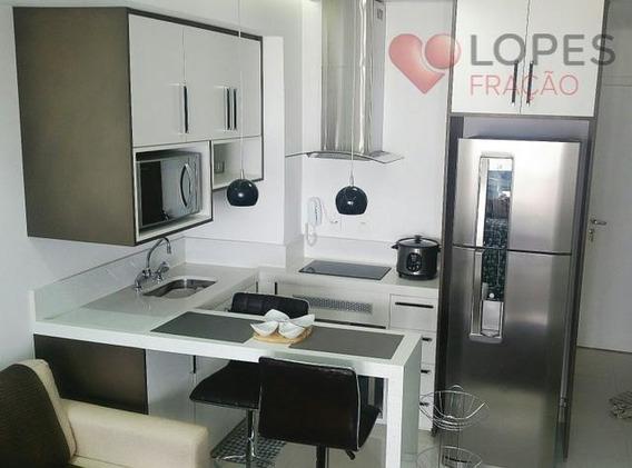 Apartamento Com 1 Dormitório À Venda, 36 M² Por R$ 415.000 - Tatuapé - São Paulo/sp - Ap0771