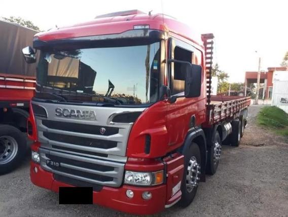 Scania P310 Bitruck 8x2 2015/15 Impecável