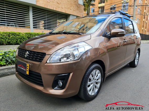 Suzuki Ertiga 1.400cc A/t C/a 7 Puestos 2015