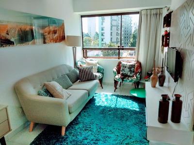 Apartamento Em Casa Forte, Recife/pe De 51m² 2 Quartos Para Locação R$ 1.450,00/mes - Ap230314