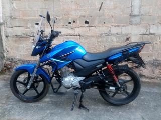Yamaha Fazer 150 Sed - Ideal Para O Trabalho E Para Lazer