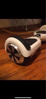 Hoverboard Branco Bluetooth