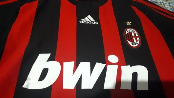 Camiseta De Ac Milan