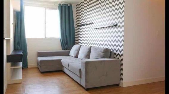 Apartamento Com 02 Dormitórios E Vaga Coberta - Vila Maria