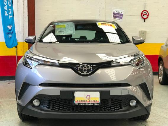 Toyota C-hr 2018 (mexcar)
