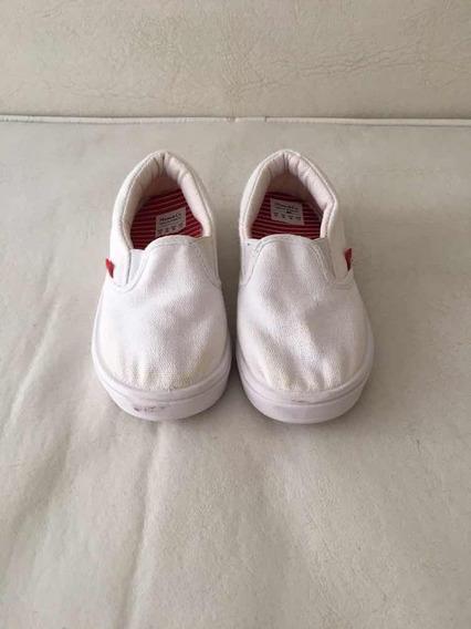 Planchas Alpargatas Mimo Blancas 24 Niños Nene