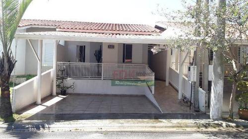 Imagem 1 de 19 de Casa Com 2 Dormitórios À Venda, 60 M² Por R$ 325.000 - Condomínio Terra Nova - Eugênio De Mello - São José Dos Campos/sp - Ca5957