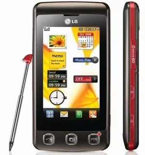 Celular LG Kp570 Cookie ( Defeito )